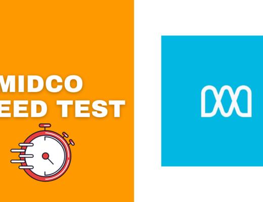 Midco Speed Test